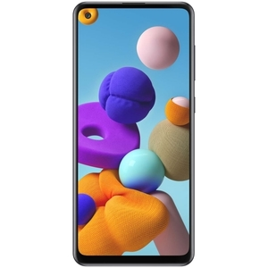 Смартфон Samsung Galaxy A21s 3/32GB Черный (SM-A217FZKNSER)